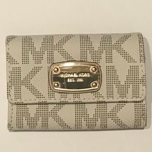 Michael Kors Keychain Wallet Cardholder